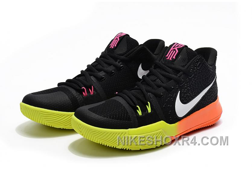 Nike Kyrie 3 Womens Mens Shoes Colourful Top Deals BGFKn2