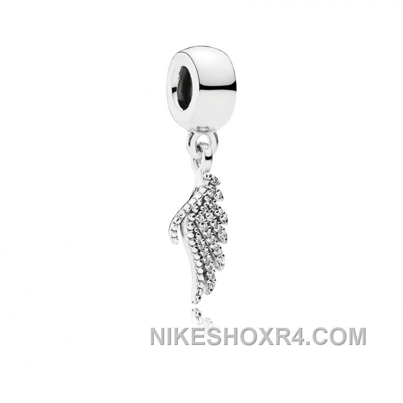 Pandora Majestic Feathers Charm Black Friday Deals