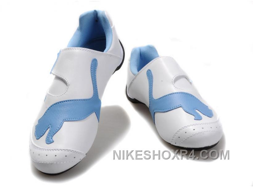 Puma Baylee Future Cat Womens Shoes White Light Blue Lastest 25e26e71b