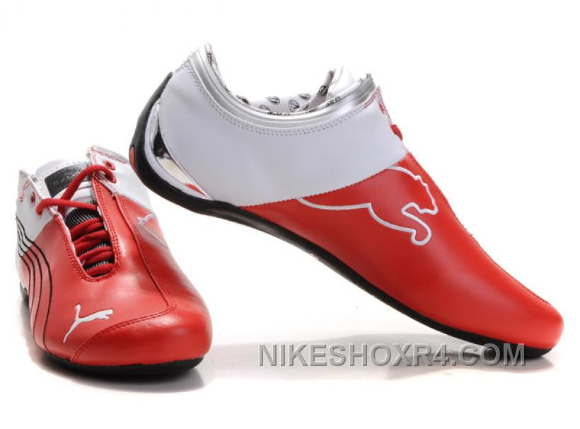 b3ef8ee60672 Puma Ferrari Future Cat M1 Shoes Red White Black Xmas Deals JNf5Q ...
