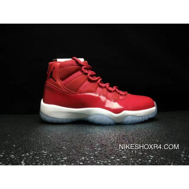 e353b6bc9f8d29 USD  115.95  405.83. 2017 Air Jordan 11 Win Like 96 Gym Red Black-White  Online 10129131 ...