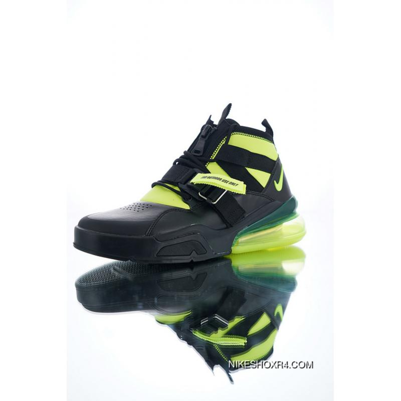 52e3ea788f2 Men Shoes Functional Ribbon Loading Nike Air Force 270 Utility Mid Top  After Half-Palm ...