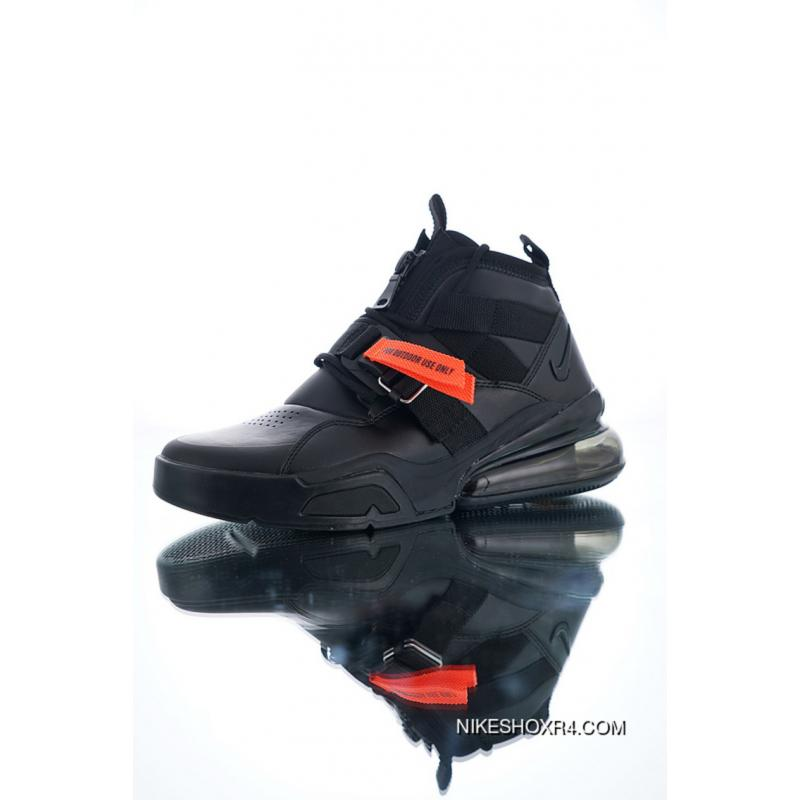 144cc19aa2 Men Shoes Functional Ribbon Loading Nike Air Force 270 Utility Mid Top  After Half-Palm ...