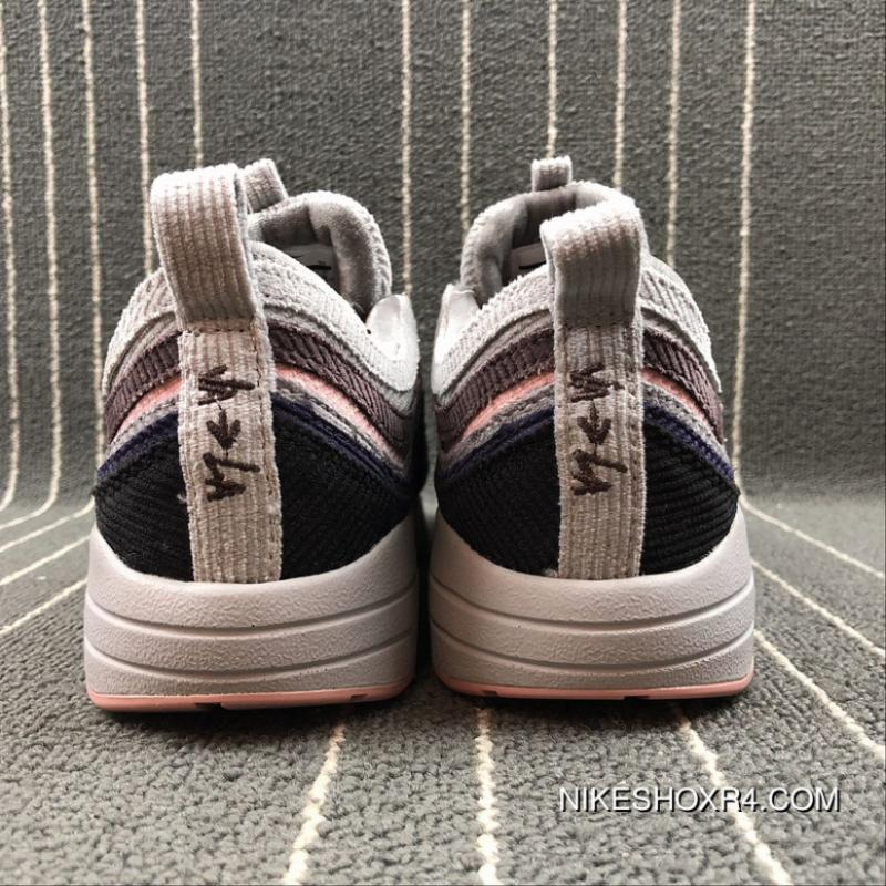 ccc8a8f380c ... Nike Air Max 97 1 VF SW Corduroy Retro Zoom Running Shoes Size  AJ4219-406 ...