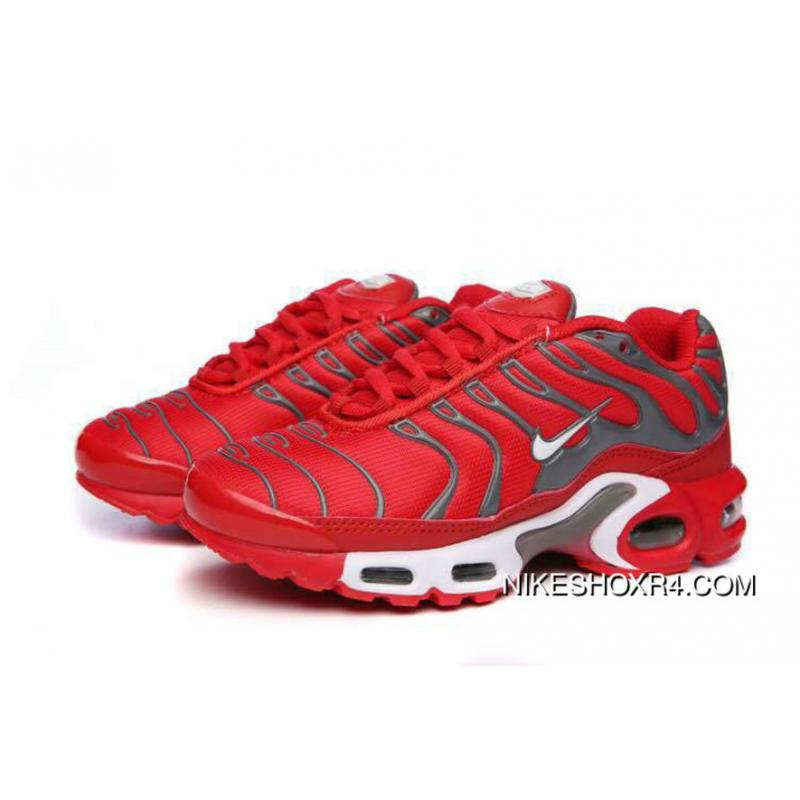 3eef9cfb4a 2018 Nike Air Max Tn Plus Red White Discount, Price: $90.91 - Nike ...