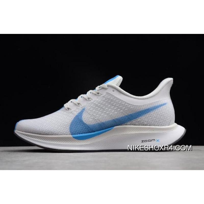 5352ca8e3a8ac Nike Zoom Pegasus 35 Turbo White/Blue Hero-Vast Grey Aj4114-140 ...