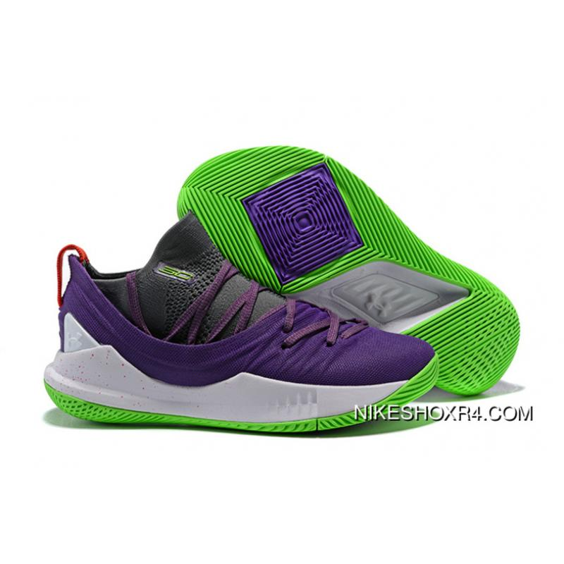 release date: 7b7ce f1ddc Curry 5 UA Curry 5 Purple Green 2018 New Year Deals, Price   88.47 ...