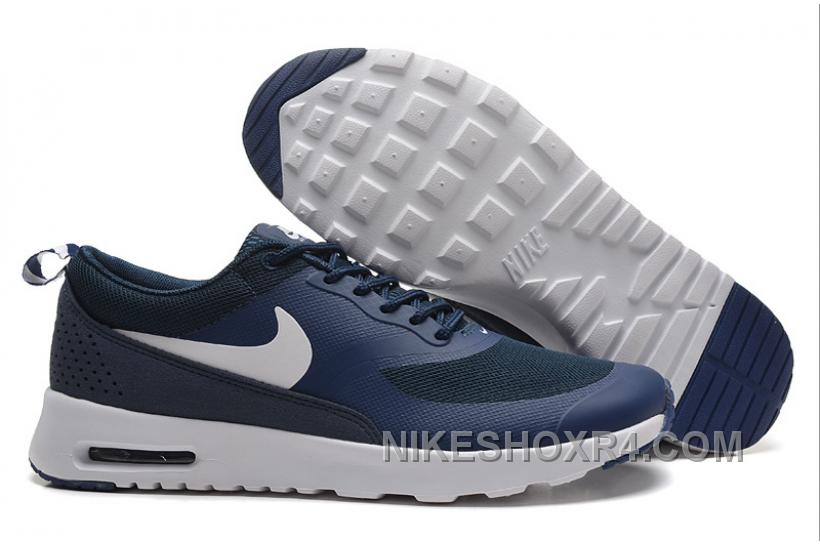 new arrivals aa8e6 203db Lastest Discount Code For Mens Nike Air Max 87 90 Running Shoes On Sale  Dark Blue
