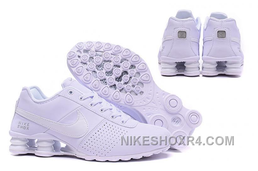 0aaa92ff4ae Men Shox Deliver All White