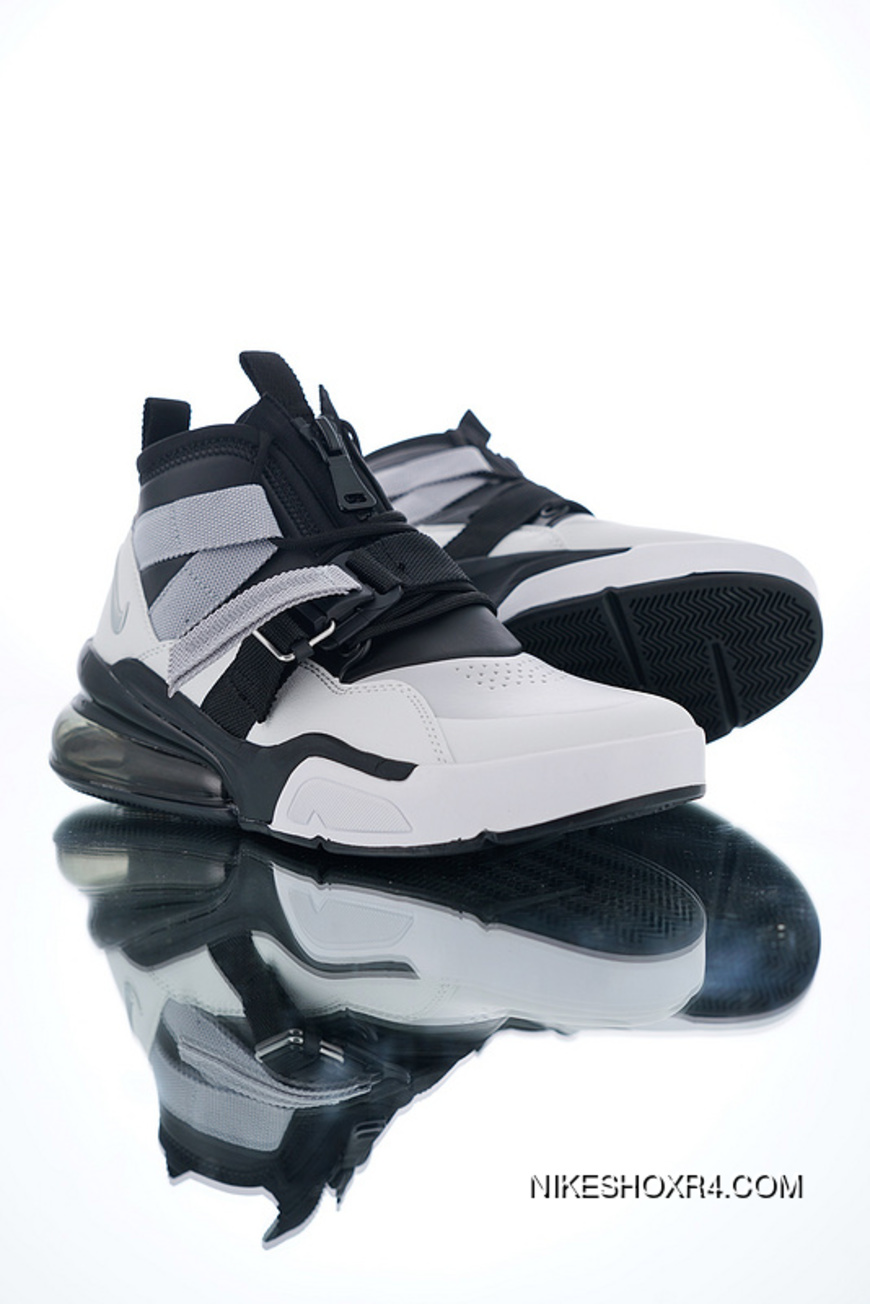 8f665490ea41 Men Shoes Functional Ribbon Loading Nike Air Force 270 Utility Mid Top  After Half-Palm