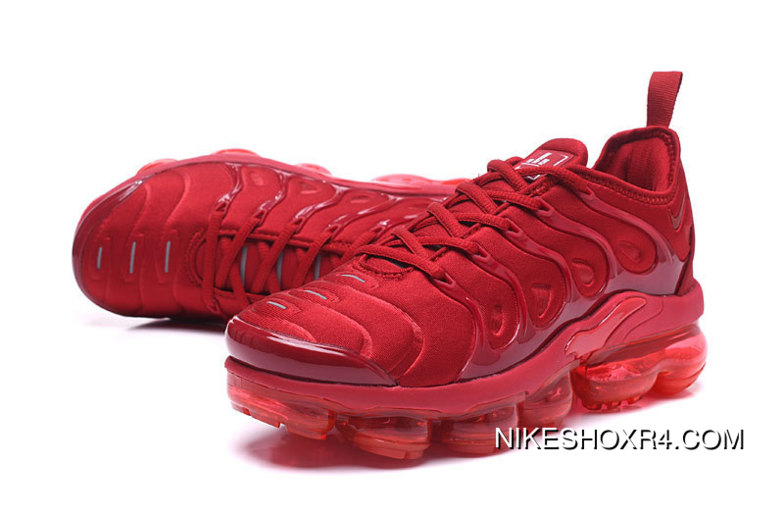 fb0348e7031 AIR MAX Tn 2018 Plus All Red Outlet
