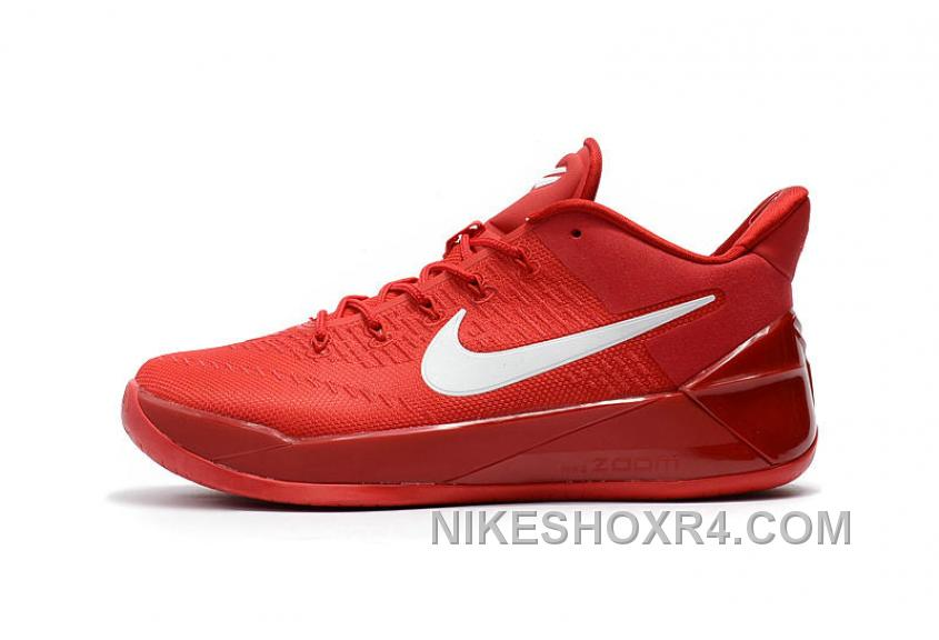 Nike Kobe A.D. 12 Red Mamba All Red White Cheap To Buy 4wkmaz 5dc4ab3a6